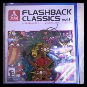 Flashback classics a game I never really played